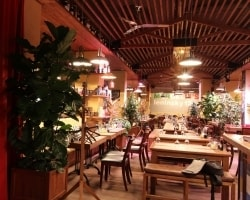 Оборудование нового ресторана «Марчелли's» в Москве