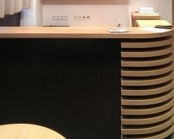 Интерьер столовой: маркетри творит чудеса