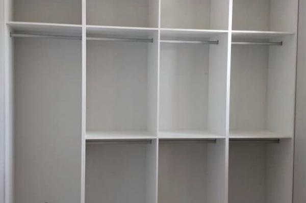 внутренняя наполняемость шкафа