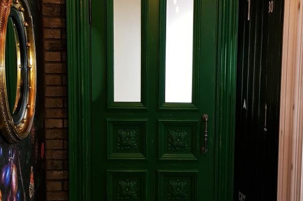 Двери в сан.узел
