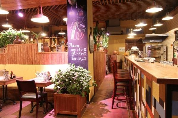 Барные стойки для ресторанов Марчеллис