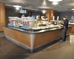 Сеть ресторанов Содексо
