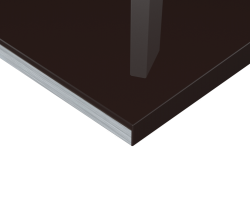 Горький Шоколад 9426 (UV-лак)