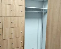 Раздевалка и камера хранения