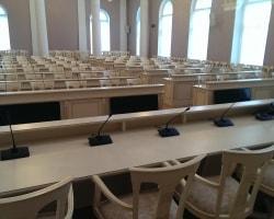 Большой зал Таврического дворца
