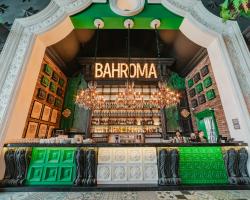 "Барная стойка для ресторана ""Бахрома"""